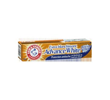 Image 2 du produit Arm & Hammer - Advance White dentifrice, 120 ml, menthe fraîche