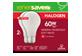 Vignette du produit Globe Electric - Ampoule halogène, 2 unités, 650 lumens. 3,000 heures vie