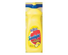 Image du produit Sunlight - Liquide à vaisselle, 950 ml, citron frais