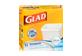 Vignette 2 du produit Glad - Très petits sacs à ordures blancs, senteur fraîche et propre de Febreze, 52 unités
