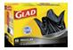 Vignette 2 du produit Glad - Sacs à ordures ordinaires à nœud facile, 40 unités