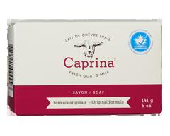 Image du produit Caprina - Savon au lait de chèvre frais, 141 g - 5 oz, formule originale