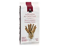 Image du produit PJC Délices - Le Rouleau au Chocolat biscuits européens, 160 g