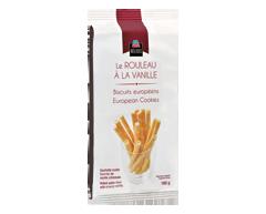 Image du produit PJC Délices - Le rouleau à la vanille biscuits européens, 160 g