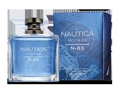 Image du produit Nautica - Eau de toilette Voyage N-83, 50 ml