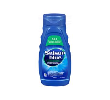 Image 3 du produit Selsun Blue - Shampooing 2-en-1 antipelliculaire, 300 ml