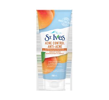 Désincrustant anti-acné à l'abricot, 150 ml