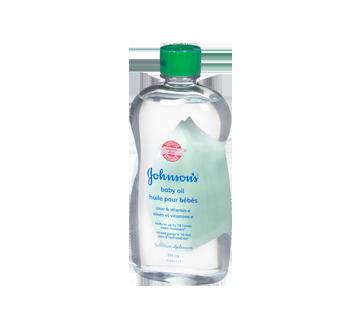 Huile pour bébés avec aloès et vitamine E, 591 ml