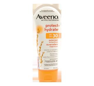 Protect + Hydrate écran solaire visage et corps FPS 30, 81 ml