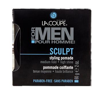 Pour homme - Pommade coiffante Sculpt, 60 g