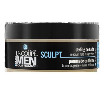 Image 2 du produit LaCoupe - Pour homme - Pommade coiffante Sculpt, 60 g