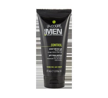Pour homme - Gel pour cheveux Control, 175 ml