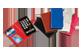 Vignette du produit ibiZ - Étui portefeuille pour iPhone