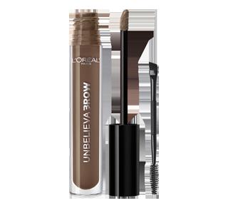 Unbelievabrow gel hydrofuge longue tenue pour sourcils, 4,5 ml, brunette claire 565