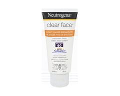 Image du produit Neutrogena - Clear Face lotion écran solaire FPS 60, 88 ml