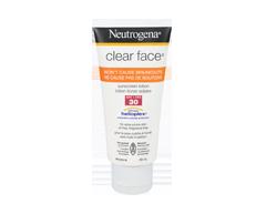Image du produit Neutrogena - Clear Face lotion écran solaire FPS 30, 88 ml