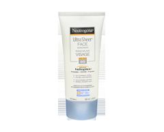 Image du produit Neutrogena - Ultra Sheer écran solaire pour le visage FPS 60, 88 ml