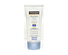 Image du produit Neutrogena - Ultra Sheer écran solaire pour le visage FPS 45, 88 ml