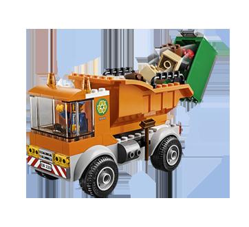 Image 2 du produit Lego - Le camion à ordures, 1 unité