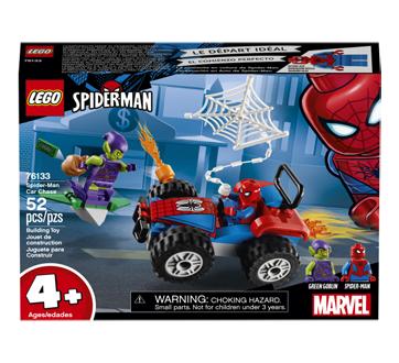 La poursuite en voiture de Spider-Man, 1 unité