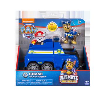 Ultimate Rescue véhicule de secours, 1 unité, Chase Police Cruiser