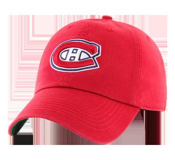 Casquette des Canadiens, 1 unité, rouge