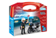 Vignette du produit Playmobil - Mallette transportable de police
