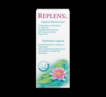 Image du produit Replens - Hydratant et lubrifiant vaginal, 8 unités, 24 jours