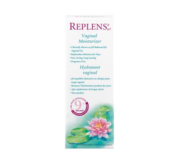 Image du produit Replens - Hydratant et lubrifiant vaginal, 3 unités, 9 jours