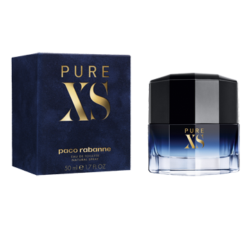 Pure XS eau de toilette, 50 ml
