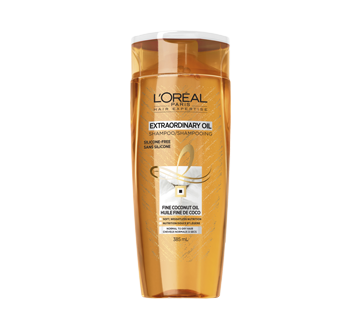 Extraordinary Oil shampooing cheveux normaux à secs, 385 ml