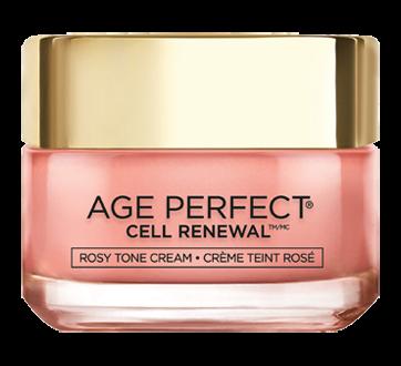 Age Perfect Cell Renewal hydratant teint rosé sans parfum, anti-âge, 50 ml, LHA + pivoine impériale