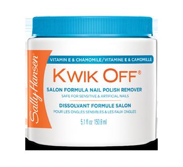 Dissolvant formule salon, Kwik Off, 150,8 ml