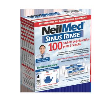 Image 1 du produit NeilMed - Sinus Rinse sachets, 100 unités