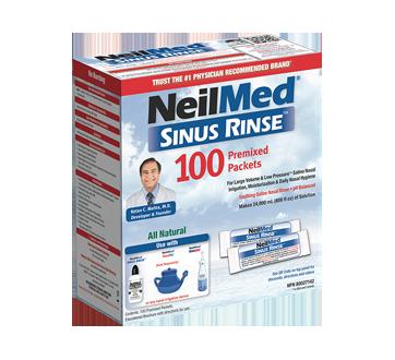 Image 2 du produit NeilMed - Sinus Rinse sachets, 100 unités