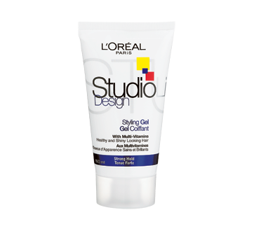 Studio Line - Gel, 150 ml, tenue forte