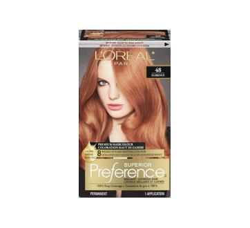 Teinture pour les cheveux PrГ©fГ©rence loreal 3