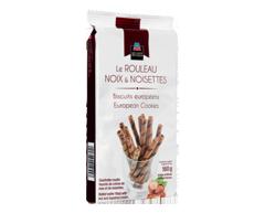 Image du produit PJC Délices - Le Rouleau Noix & Noisettes biscuits européens, 160 g