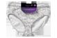 Vignette 3 du produit Styliss - Culotte à taille haute pour femme, 2 unités, petit