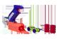 Vignette 2 du produit Nerf - Nitro Throttleshot Blitz, 1 unité, orange et bleu