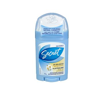 Antisudorifique et déodorant invisible en bâton, 45 g, brise du printemps