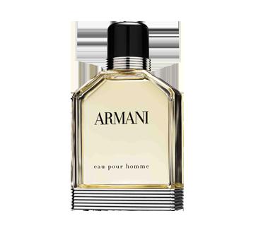 Eau Pour Homme Eau De Toilette 100 Ml Giorgio Armani Parfum