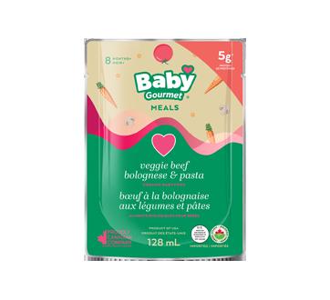 Nourriture biologique pour bébé, 128 ml