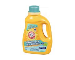 Image du produit Arm & Hammer - Détergent à lessive liquide, 2,03 L, peau sensible