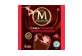 Vignette du produit Magnum - Barre de crème glacée framboise double, 3 x 90 ml