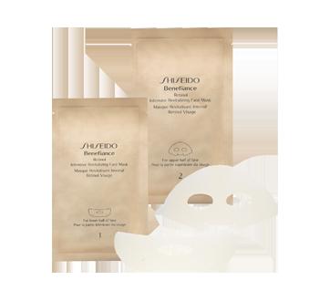 Benefiance masque visage revitalisant intensif au rétinol, 4 unités