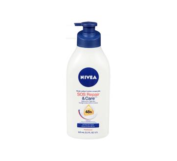 Image 3 du produit Nivea - SOS - Repair & Care lotion corporelle, 625 ml