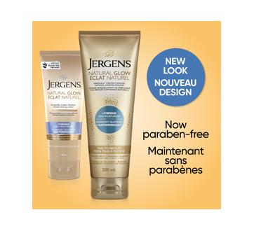 Image 3 du produit Jergens - Éclat Naturel + Raffermissant hydratant quotidien tons pâles à moyens, 200 ml