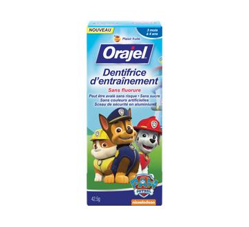 Image 2 du produit Orajel - Dentifrice d'entraînement, 42,5 g