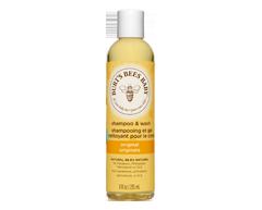 Image du produit Burt's Bees - Bébé shampooing et gel nettoyant pour le corps, 235 ml